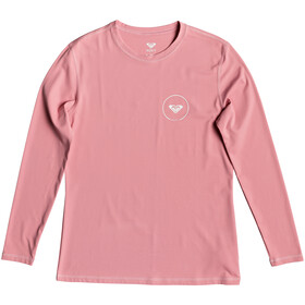 Roxy Enjoy Waves Lycra - Camiseta de manga larga Mujer - rojo